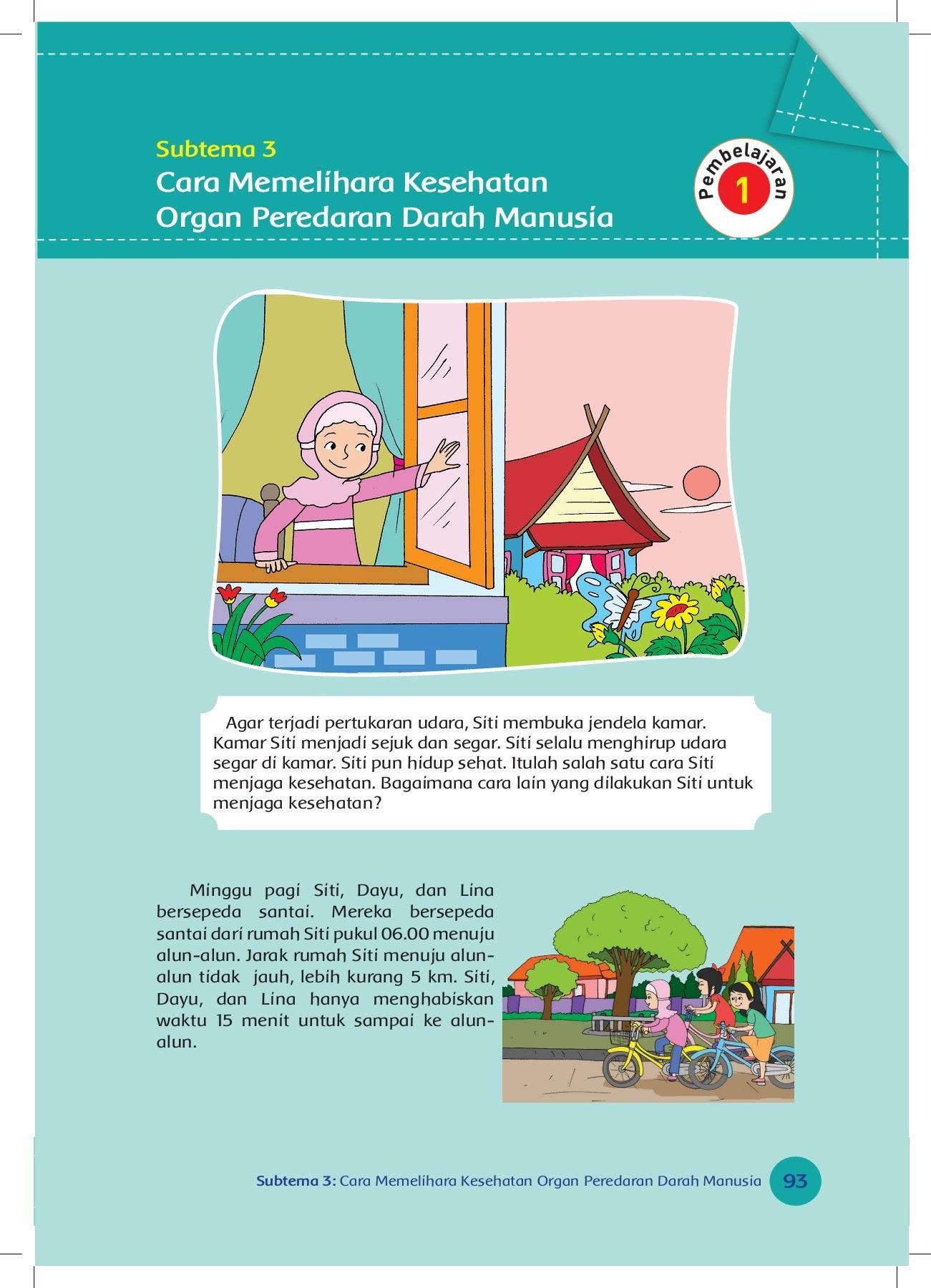 Paling Baru Gambar Sketsa Menjaga Kebersihan Lingkungan