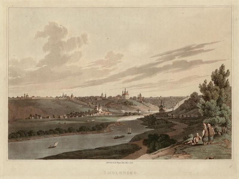 19thcentury001 47 Russian Cities In the XIX Century