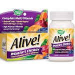 Nature's Way Alive Women's Energy Multivitamin, Tablets - 50 count