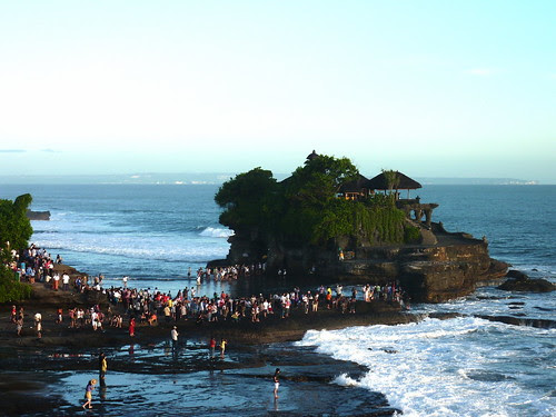 Bali - Tanah Lot - Main temple 02