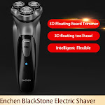 Xiaomi Youpin 3D Electric Shaver Enchen BlackStone Electric Razor Washable Beard Trimmer for men Rechargeable shaver Machine