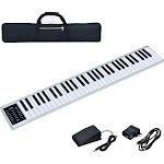 61-key MIDI Bluetooth Portable Electronic Piano