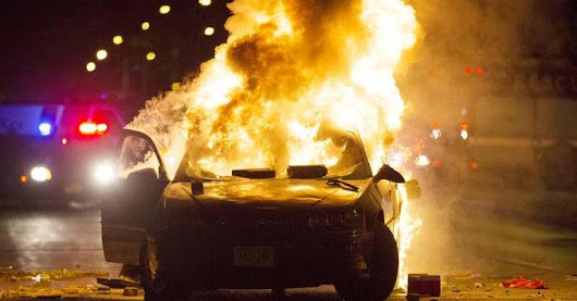 Black Lives Matter Rioters Target Police and Whites In Brutally Violent Night in Milwaukee