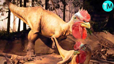 animales prehistoricos  aun existen youtube