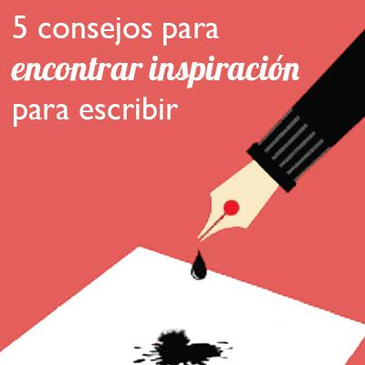5 Consejos Para Encontrar Inspiracion Para Escribir Diario De Una