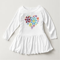 Heart of Flowers T Shirts