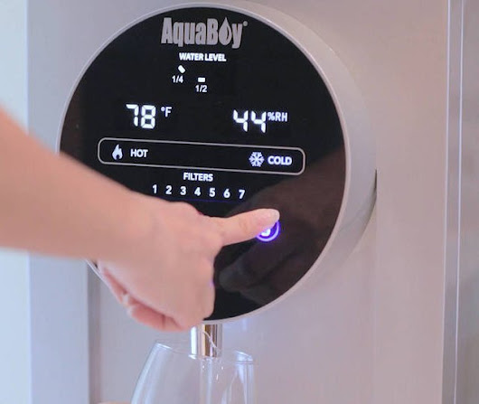 AquaBoy Pro II Air To Water Generator » Petagadget