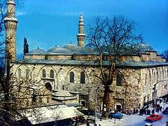 Great Mosque, Bursa, Turkey