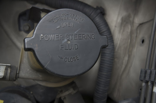 Changing Power Steering Fluid - BlueDevil Products