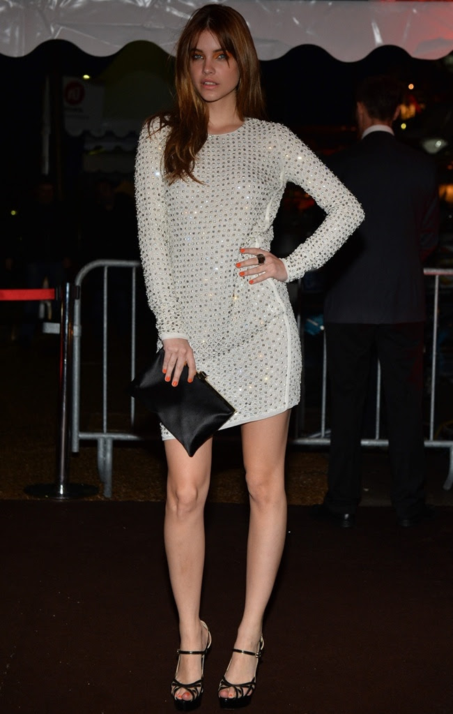 8 Barbara Palvin in Roberto Cavalli@RC Dinner Party in Cannes 2013-05-22