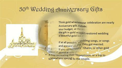 What You Have to Think About 50th Wedding Anniversary