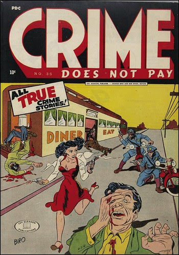 Crime Does Not Pay #36
