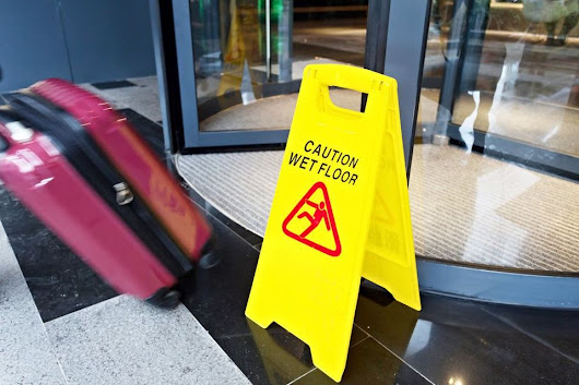 Slip and Fall Accident Attorney - San Diego, CA - Personal Injury