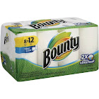 Bounty Select-A-Size Paper Towels - 8 rolls
