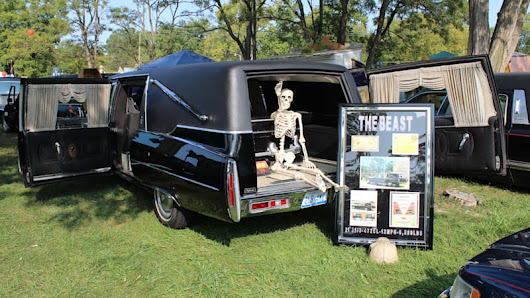 In Photos: 2017 Hearse Fest in Hell, Michigan - Autoblog