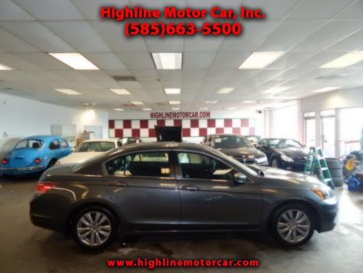 Used 2011 Honda Accord for Sale in Rochester NY 14615 Highline Motor Car, Inc.