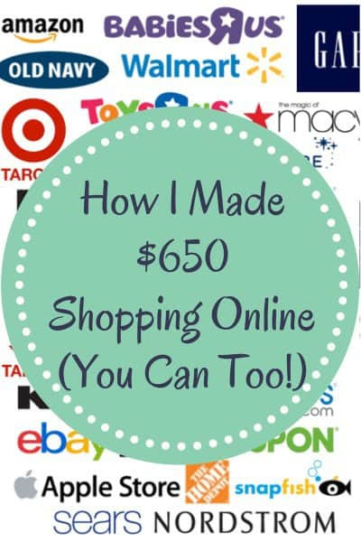 How I've made $1,000 using Ebates when shopping online