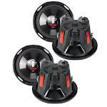 """BOSS AUDIO P126DVC 12"""" 9200W Car Power Subwoofers Subs Woofers DVC 4 Ohm by VM Express"""