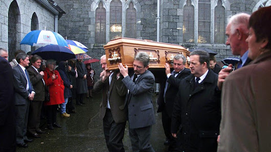 Hostility to funeral eulogies reflects an unchristian disregard for need to grieve