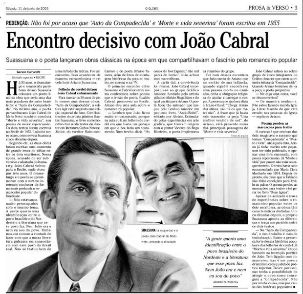 Encontro Decisivo Com João Cabral G1 Política Blog Do Camarotti