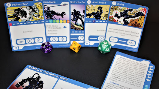 Clash - A Fast, Character Driven Card Game for Two Players