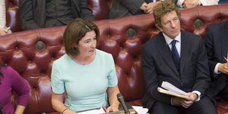 Lords debates women's empowerment and representation - News from Parliament