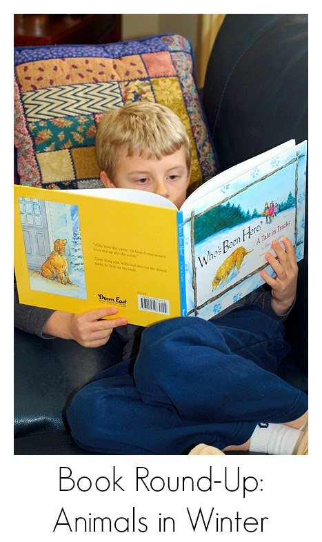 Books about Animals in Winter - Inner Child Learning