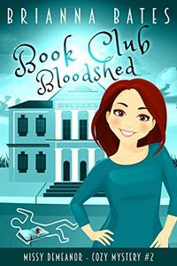 Book Club Bloodshed by Brianna Bates