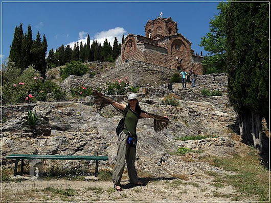 Exploring the Macedonian old town of Ohrid - Macedonia - Authentic Travels
