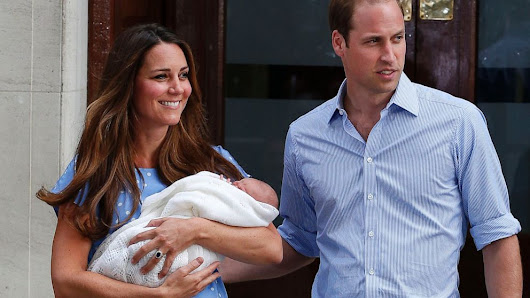 Prince William and Wife Kate Expecting Their Second Child