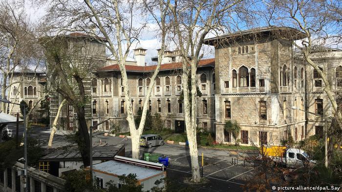 Lisesi Schule Istanbul Türkei (picture-alliance/dpa/L.Say)