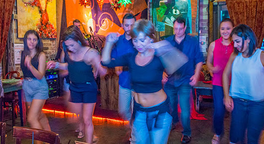 Live Latin Band & Free Salsa Lessons on Thursday Nights in Buckhead