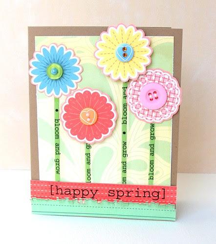 {Happy Spring}