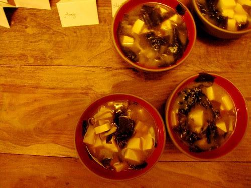 satsuki's miso soup