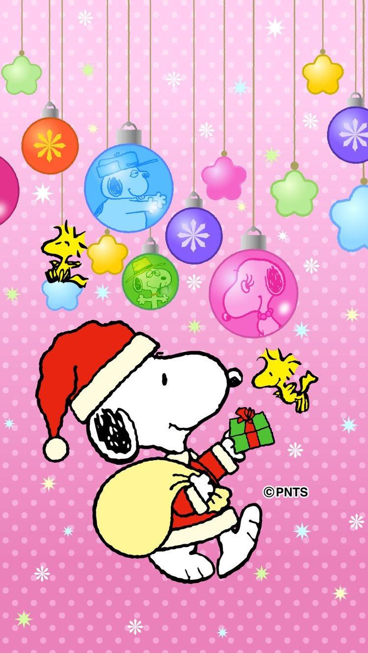クリスマス スヌーピー めちゃ人気 Iphone壁紙dj