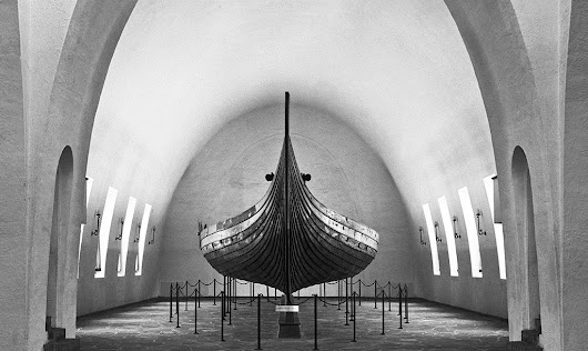 Who Was the Exceptionally Powerfully Built Viking Buried in the Gokstad Ship?