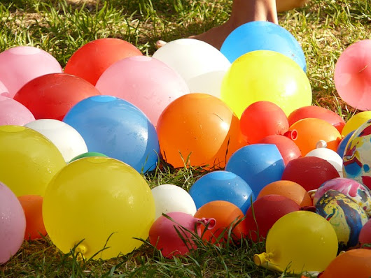 7 Summer Party Ideas For Kids ⋆ The House That Never Rests