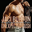 Hot Cover Monday : Unexpected Rush by Jaci Burton