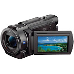 """Sony FDR-AX33 4K Ultra HD Handycam Camcorder"""