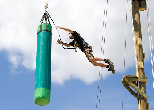 Adventure Bristol Outdoor Activity Park