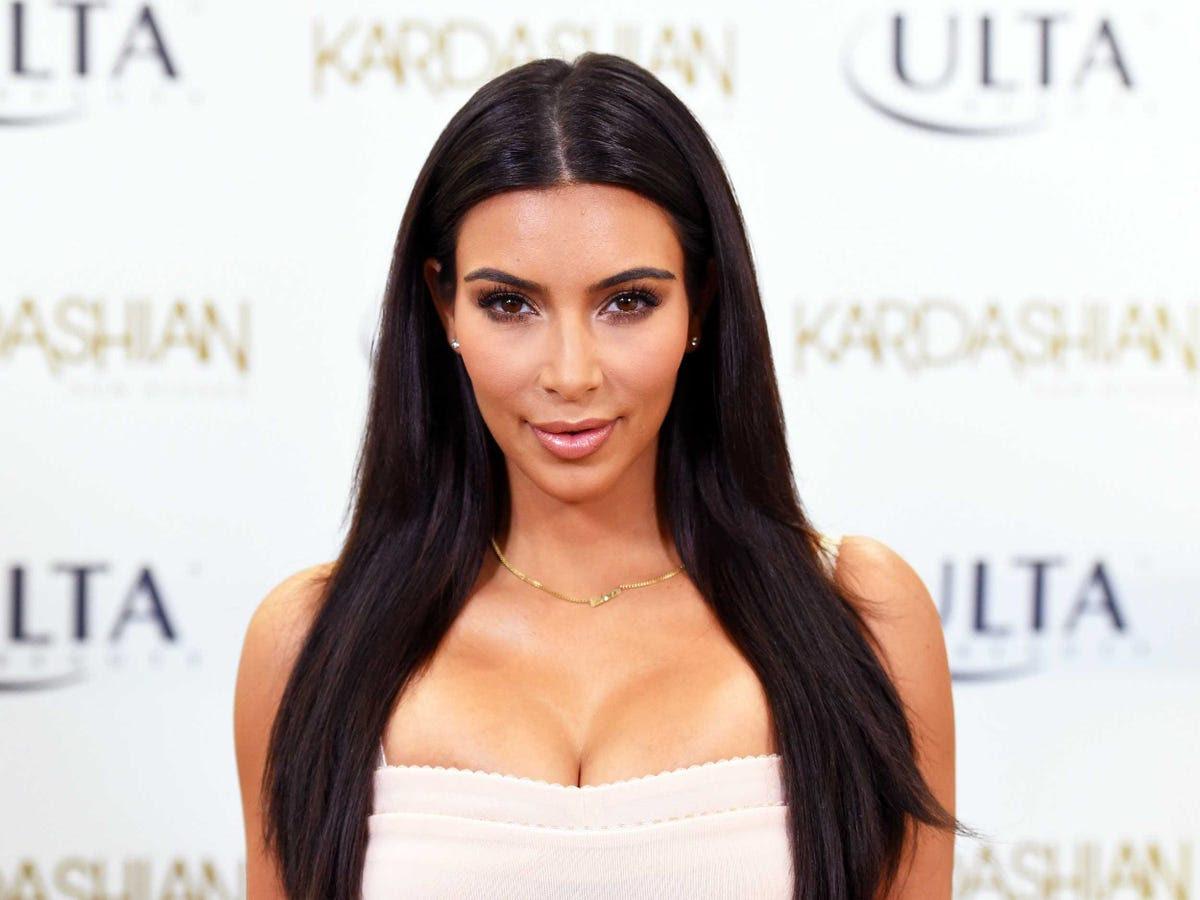 AGE 34: Kim Kardashian West
