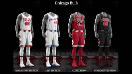 Ranking the NBA's new Nike-designed uniforms