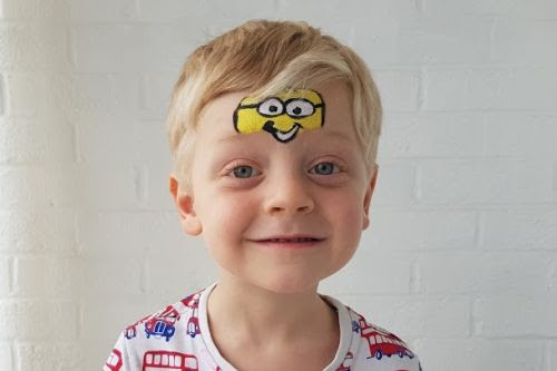 Easy Face Painting Face Paint Ideas