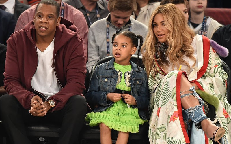 Image result for Photo: Jay-Z and Beyonce's Twins finally revealed