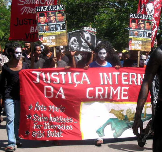 A Timorese View: Time to End Impunity for Suharto's Crimes in Indonesia 