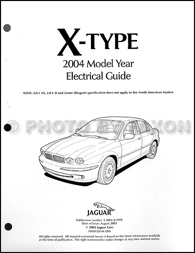 Jaguar Wiring Diagram Download