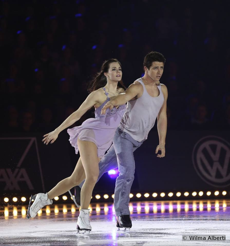 12 Tessa Virtue and Scott Moir