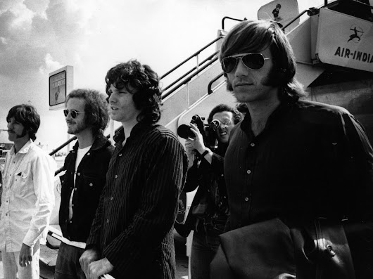 Remembering Ray Manzarek, Keyboardist For The Doors : NPR