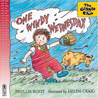 Cover image for One windy Wednesday