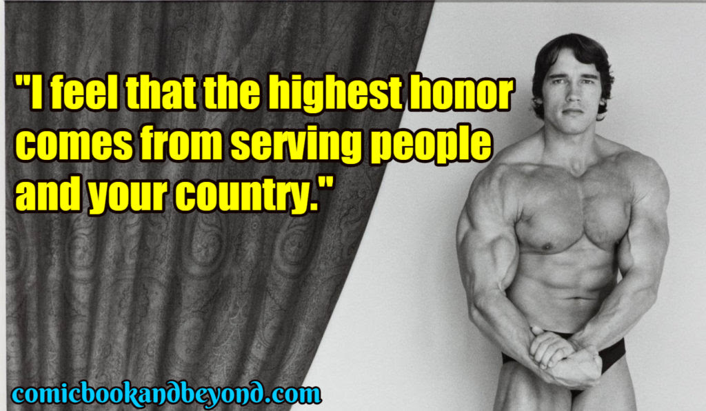 100 Arnold Schwarzenegger Quotes Will Prove That He Is The King Of